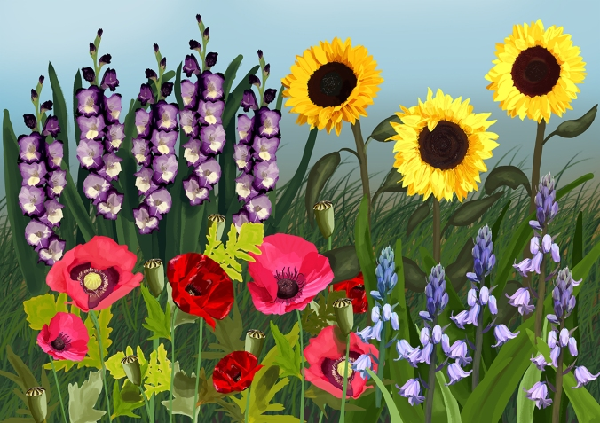 west floral